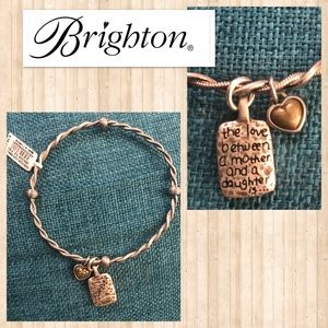 Brighton Daughter Bangle Bracelet